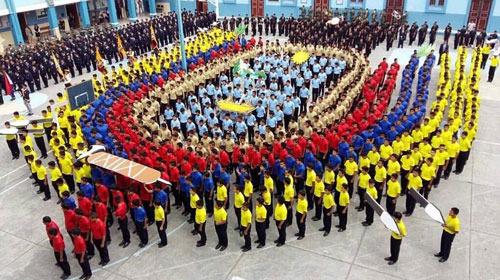 Escudo del Ecuador